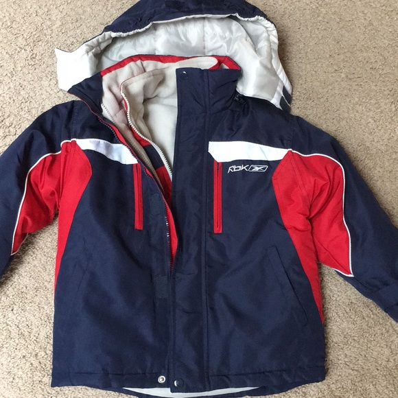 9efd9727151b Reebok Jackets   Coats